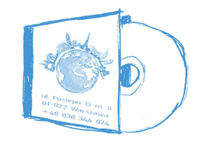 opakowania płyt CD/DVD
