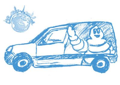 grafika samochodowa